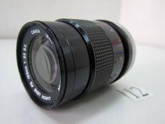 CANON FD 135mm F3.5 S.C.