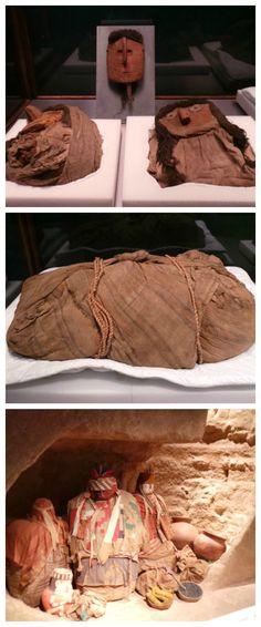 Mummies, la exhibición de momias en el Natural History Museum Los Angeles. Las momias de Perú fueron una sorpresa para mi y saber que lo hacen 2000 años antes que los egipcios fue más sorprendente aún.   Historia de la Antiguedad   Los Angeles   Viajes   Turismo   Museo   California   Homeschoolers   Homeschooling   Qué hacer en Los Angeles con Niños, Jóvenes, Teens y en Familia