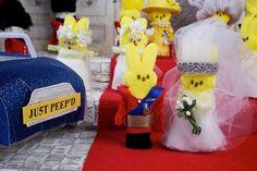 "Peeps Show VI: The 2012 Washington Post Peeps Diorama Contest. Finalist - ""Just Peep'd"""