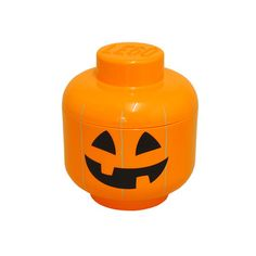 LEGO Storage Head Pumpkin - yes have this one too!