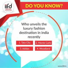 Do you Know This ???  Reply Fast!!!  For #Admission_Process Call @+91-9041766699 OR Visit @ www.iifd.in/  #iifd #best #fashion #designing #institute #chandigarh #mohali #punjab #design #admission #india #fashioncourse #himachal #InteriorDesigning #msc #creative #haryana #textiledesigning MONTE CARLO , adidas , Woodland, California