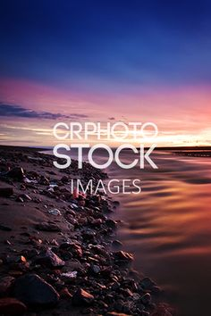 """Dreamy Sunset"", by our exclusive #CRPS photographer Agustin Muñoz, #hiddenparadise Image here: http://crphotostock.com/photo/7484/Beach.html"