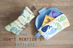 PaperBird : Unfolded: The Unmentionables