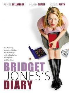 Bridget Jones's Diary 2001. I cannot explain why I love this movie so much!