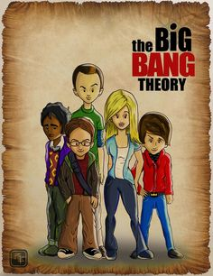 Penny! Leonard! Howard! Rouge! (IDK how to spell his name lol..) Sheldon!   Big Bang Theory Fann! :D