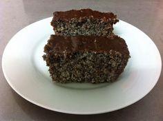 פייספוד: עוגת פרג שלא מפסיקים לאכול