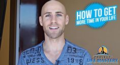Want more time in your life?  In this video blog, I share simple strategies on how to get more time in your life everyday.  Time is the most valuable asset that we have and if we don't manage it correctly, then we're wasting away the valuable opportunities that life presents.  With more time (or managing your time effectively), you'll be able to get more done, become more productive, and get more results in your life.