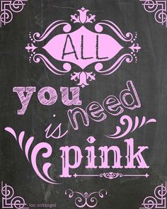 Pink Purple, Hot Pink, Pink Quotes, I Believe In Pink, Pink Power, Malva, Pink Nation, Pink Summer, Pink Beach