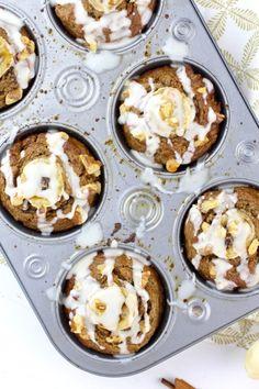 grain free sweet potato muffins -real food rd's
