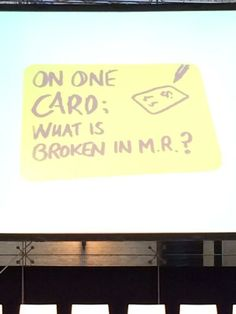 Question for clients at #iiex