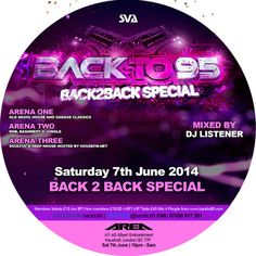 """DJ Listener InDa Mix For Your Listening Pleasure This Is """"Backto95"""" Promo Cd! by backto95 on SoundCloud"""
