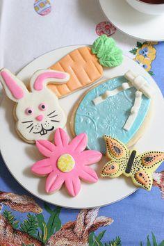 DIY: Easter cookies