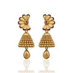 Jhumka Designs, Neue Trends, Drop Earrings, Gold, Jewelry, New Fashion, Stocking Stuffers, Cordial, Bijoux