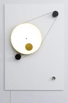 Dutch design studio Os ∆ Oos Syzygy lights