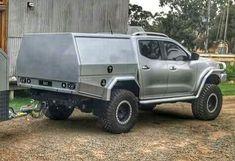 Nissan Navara, Navara D40, Custom Truck Beds, Custom Trucks, Custom Cars, Truck Canopy, Ute Canopy, Overland Truck, Overland Trailer