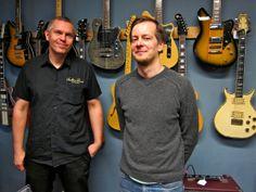 Custom Sounds Finland – Kimmo Aroluoma + Jani Marjoniemi