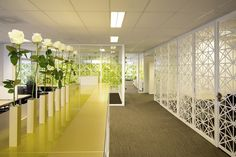 The Colorful and Metaphoric Office of Besturenraad / #Office Design #Working Decor #Working Design| http://crazyofficedesignideas.blogspot.com
