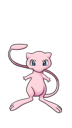 Learn how to draw Mew from Pokemon using few simple drawing steps http://drawingmanuals.com/manual/mew-the-pokemon/