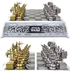 Just because it's one of the most traditional games in history, doesn't mean it has to be boring. Meet some of the most unique chess sets.