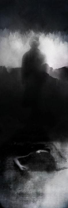 Abzu by TALONABRAXAS #photomanipulation #dark #moody