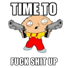 Create your own images with the Stewie Griffin meme generator. Classic Cartoon Characters, Classic Cartoons, Cool Cartoons, Family Guy Stewie, Family Guy Quotes, Family Rules, Stewie Griffin Quotes, Griffin Family, Create Your Own Image