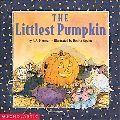 The Littlest Pumpkin by R.A. Herman: Littlest Pumpkin gets left behind when children choose their Halloween pumpkins.  See your teacher-librarian or Learnmark for the username & password to access.