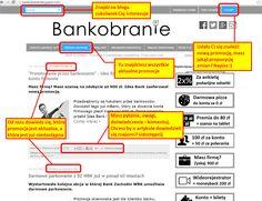 Poznaj bankobranie od podszewki. Zobacz, co ciekawego można znaleźć na moim blogu.