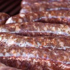 Homemade Sausage Recipes - How to Make Sausage Hank Shaw - Deer Sausage with Bone . - Homemade Sausage Recipes – How to Make Sausage Hank Shaw – Deer Sausage with Bone … - Venison Sausage Recipes, Homemade Sausage Recipes, Bratwurst Recipes, Italian Sausage Recipes, Meat Recipes, Rub Recipes, Recipies, Cooking Recipes, Rabbit Sausage Recipe