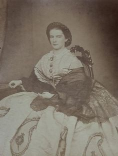 Queen Maria Sophia of Two-Sicilies,nee Duchess in Bavaria