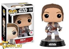 Series 2 Star Wars: The Force Awakens Funko Collection Announced…