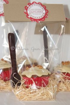 cupcakes packaging