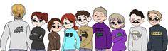 Project nerdlancer -doodle