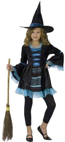 Midnight Witch Teen Costume Product #: WC150009 | Witchy Costumes ...
