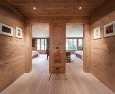 Chalet Gstaad, Switzerland by Ardesia Design. #Chalet #interior #design…