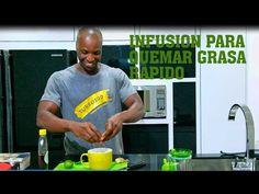 Infusión para bajar de peso rápido. Video de Fausto Murillo con la receta de su infusión para bajar de peso a base de ingredientes termogénicos, está genial