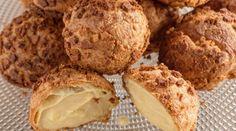 Arda'nın Mutfağı Kurabiyeli Profiterol Topları Tarifi 14.03.2020 Berries, Bread, Breakfast, Star, Food, Morning Coffee, Brot, Essen, Bury