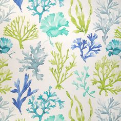 home decor breezy poolside decorator fabric - beach style