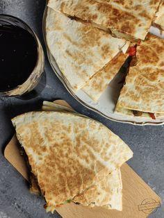 Ewa – Smaki na talerzu Polish Recipes, Polish Food, Quesadilla, Pizza, Ethnic Recipes, Polish Food Recipes, Quesadillas