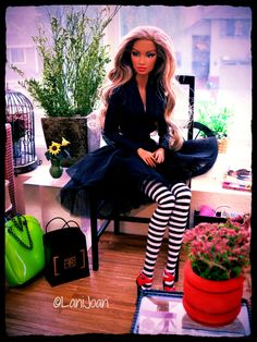 "Janay | by Fashion Royalty Lj - ""Bringing Dolls To Life"""