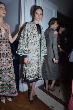 ANDREA JANKE Finest Accessories: Magic Details by VALENTINO Fall 2013 Couture