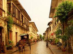Vigan, la ciudad Patrimonio de la Humanidad - http://www.absolutfilipinas.com/vigan-la-ciudad-patrimonio-de-la-humanidad/