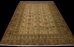 Antique look Khotan Rug
