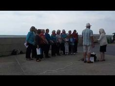 """Angmering Voices Perfoming at """"Worthing Party on the Prom"""" Choirs, Worthing, The Voice, Singing, Community, Prom, Youtube, Senior Prom, Youtubers"""