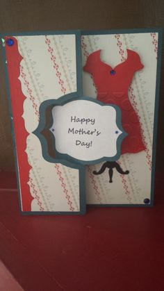 a39076dd5 Items similar to Mother s Day Flip Card Handmade Card on Etsy