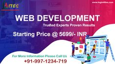 Login4ITES is a leading Web Designing and Development company in Delhi and Noida. Website Logo, Website Web, Online Marketing, Digital Marketing, Web Analytics, Website Design Company, Promote Your Business, Seo Services, Software Development