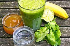 Grüner Frühstücks-Smoothie (Rezept mit Bild) von gloryous | Chefkoch.de