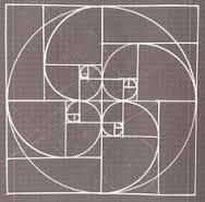 Image result for golden mean 16 x 20 rectangle grid