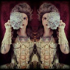Seeing Double; Marie Antoinette