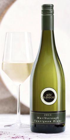 Kim Crawford Sauv Blanc - BEST White wine ever.