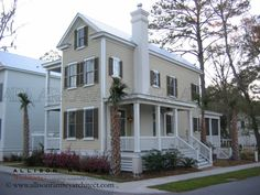 The Jasper Plan by Allison Ramsey Architects built at Habersham in Beaufort, South Carolina. This plan is 1132 Heated Square Feet, 2 Bedrooms and 1 Bathrooms. Carolina Inspirations Book I, Page Shotgun House, Local Architects, Tiny House Plans, Cottage Homes, Second Floor, Square Feet, Jasper, South Carolina, Floor Plans